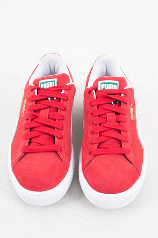 Puma Suede Classic ECO - Team Regal Red/White