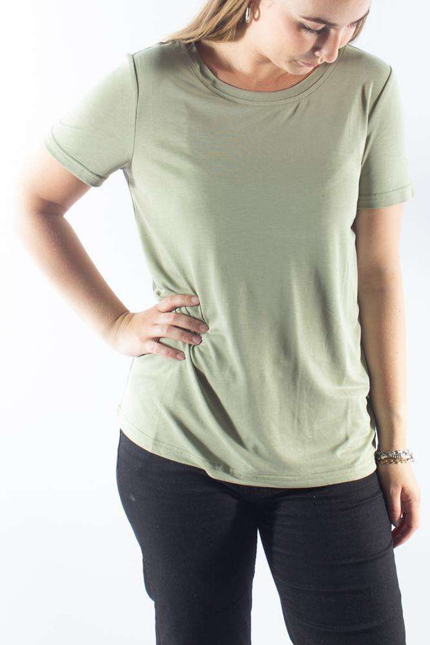 Rynah T-shirt Desert Sage mint grøn Minimum