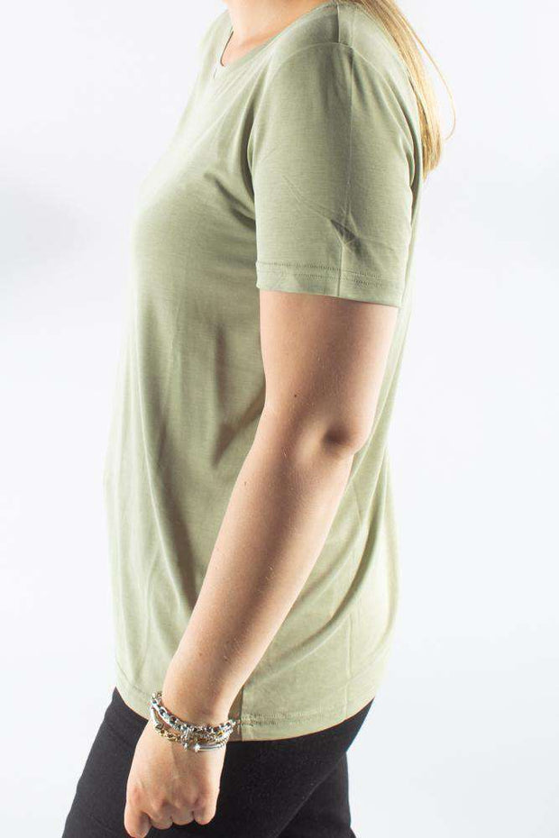 Rynah T-shirt Desert Sage mint grøn Minimum 2