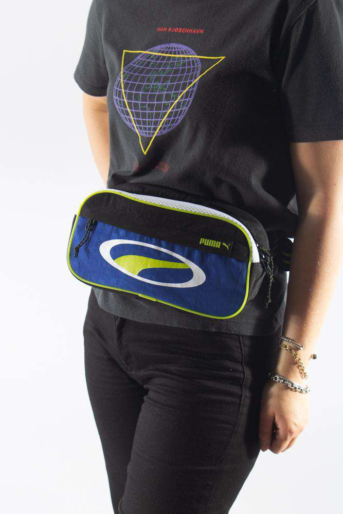Cell waist bag - Blue - Puma - Blå One Size