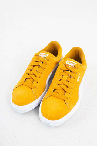 Puma Suede Classic ECO - Bucktorn Brown/Yellow 1