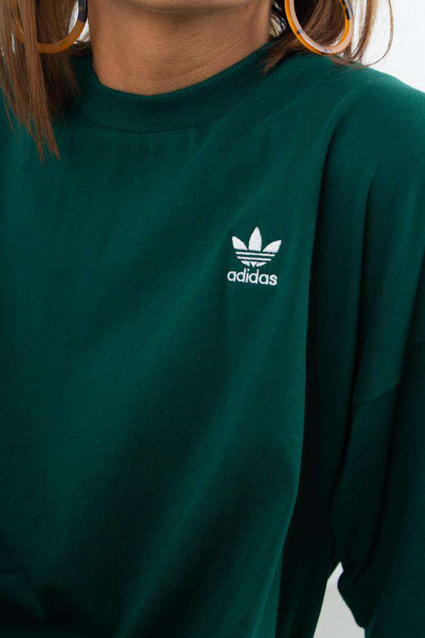 Trefoil Dress - Green - Adidas Originals