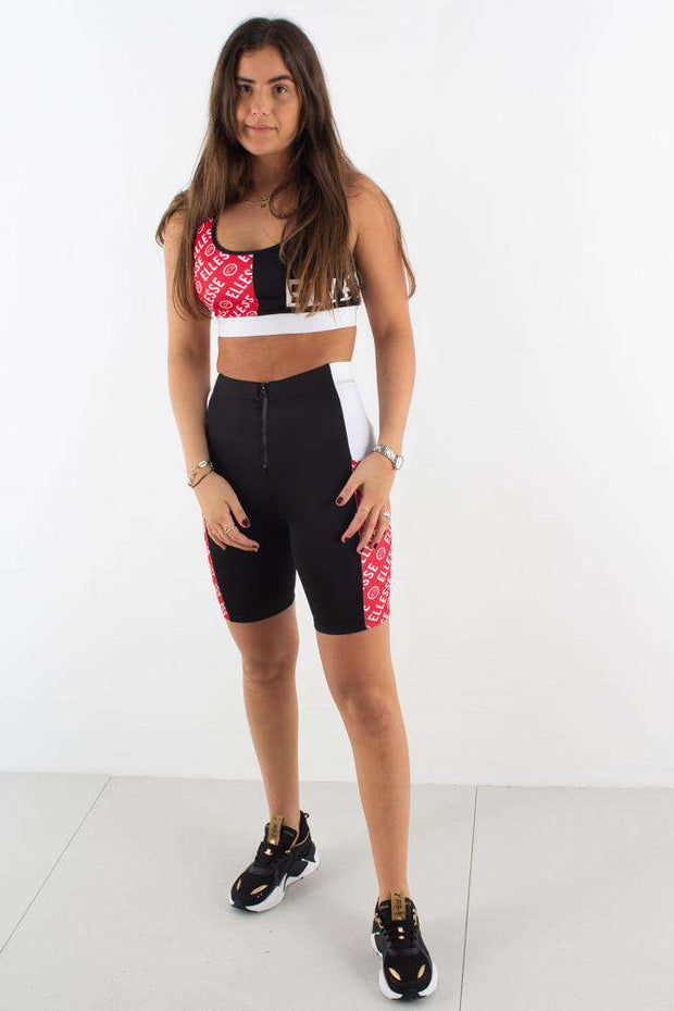 Fiore Cycle Short - Black fra Ellesse 1