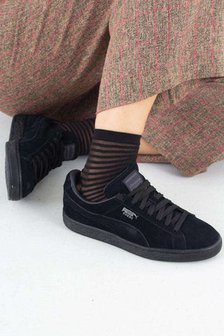 Puma Suede Classic ECO - Black - Dark Shadow