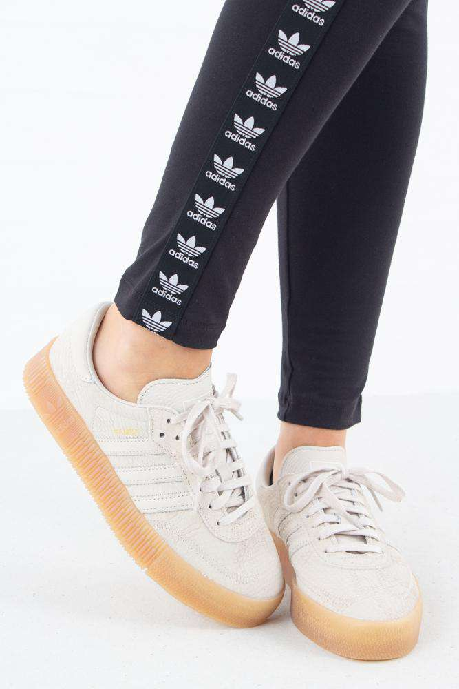 Sambarose W B28163 - Clear Brown - Adidas Originals - Brun 36