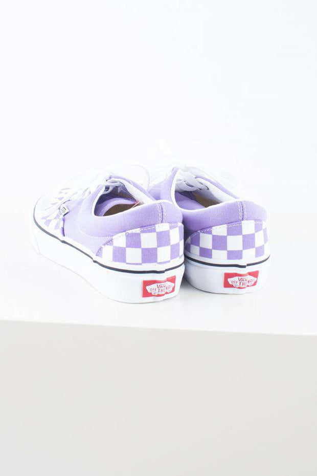 Era Checkerboards - Violet - Vans 3