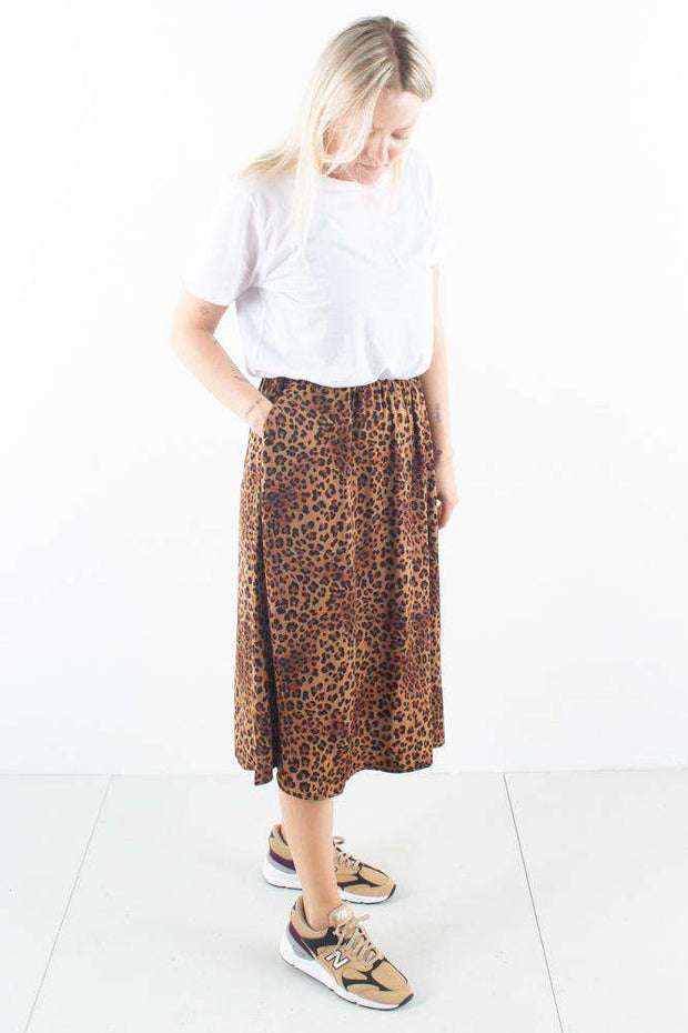 Jane Skirt - Leo - Gestuz