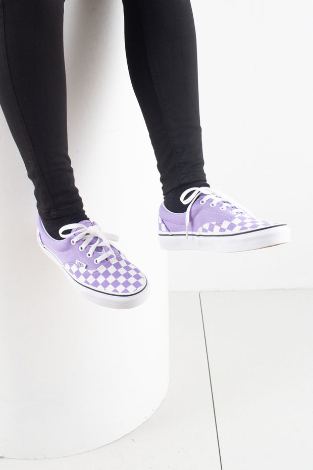 Era Checkerboards - Violet - Vans 5