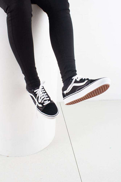 Old skool - Black - Vans 5