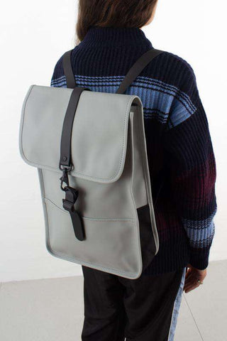Backpack Mini - Stone fra Rains Journal