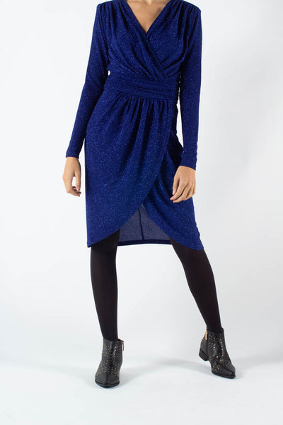 Isanna Dress - Sodalite Blue - Moves