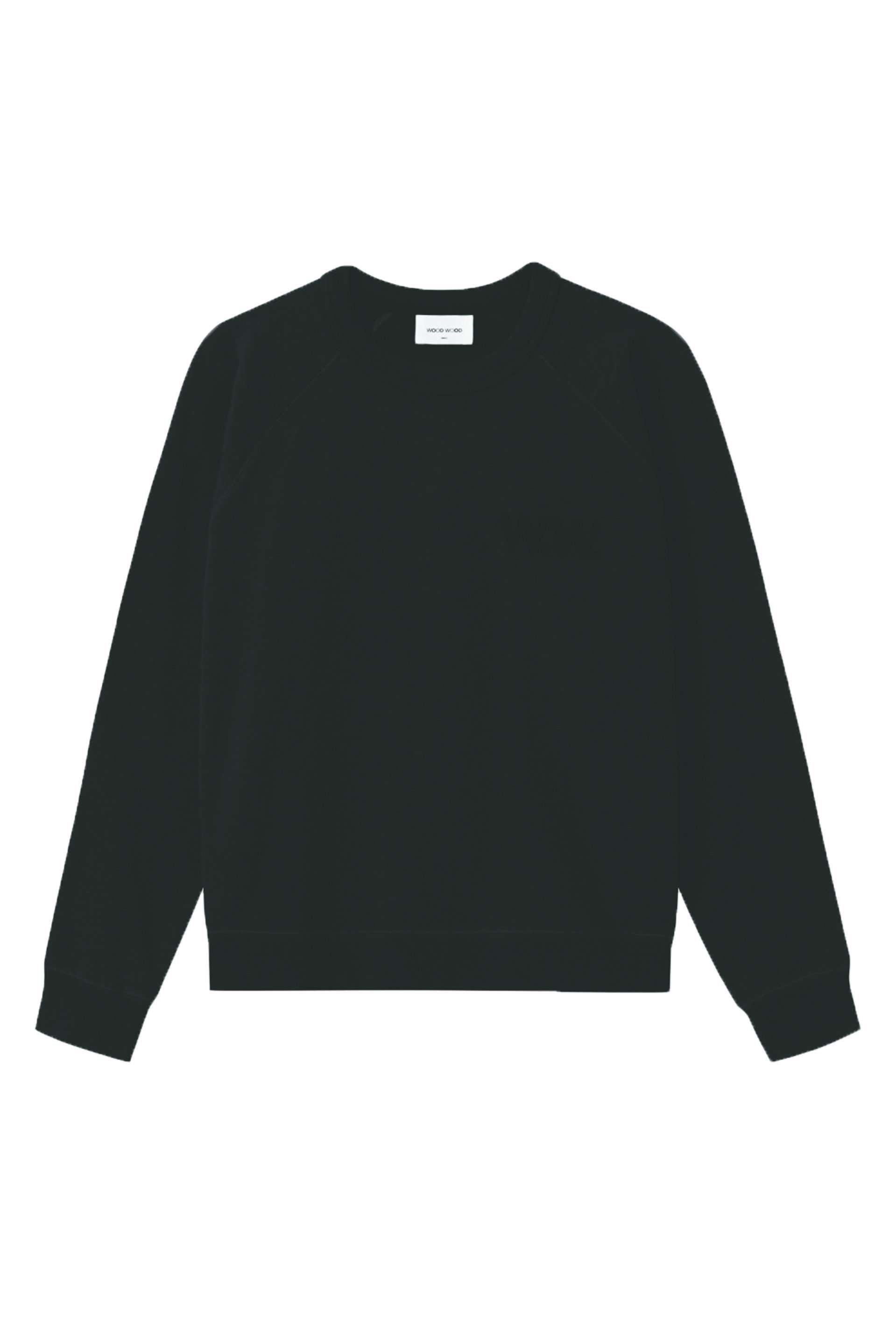 Jerri Sweatshirt - Black - Wood Wood - Sort L