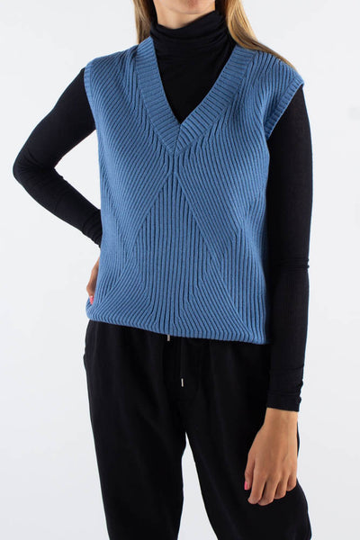 Juliso Jumper - Spring Blue - Moves