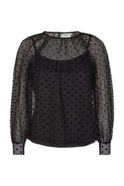 Katcy blouse - black - Moves