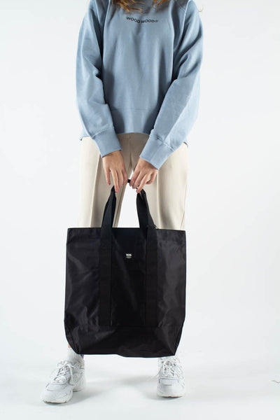 Kirby shopper - Black - Wood Wood