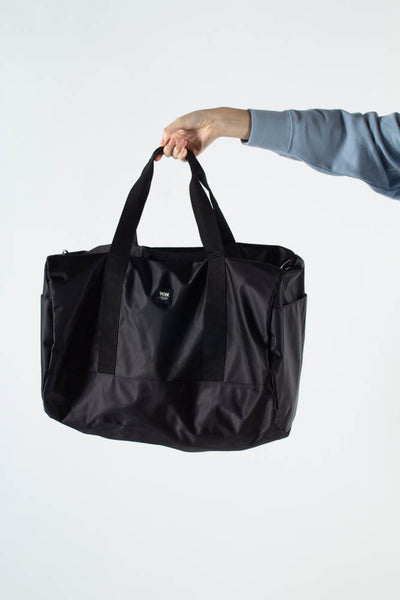 Lee Bag - Black - Wood Wood