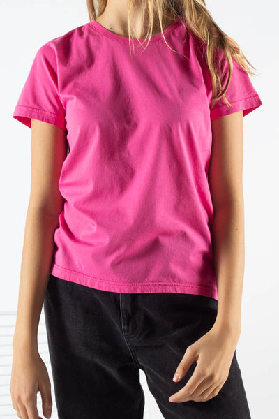 Light Organic Tee - Bubblegum Pink - Colorful Standard