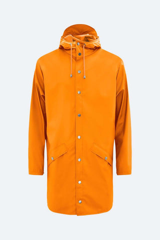 Long jacket - Fire Orange