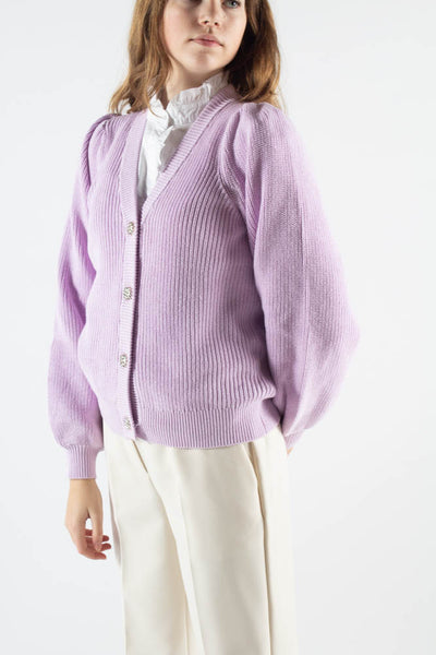 Loula Cardigan - Orchid Bloom - Moves