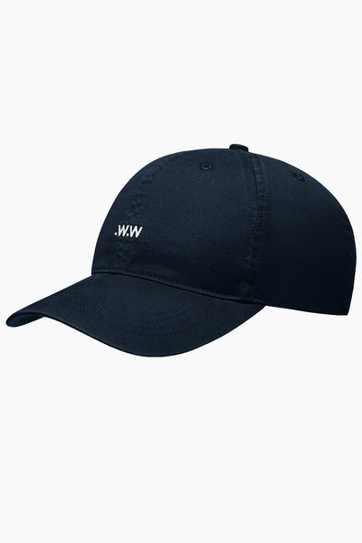 Low Profile Cap - Navy - Wood Wood