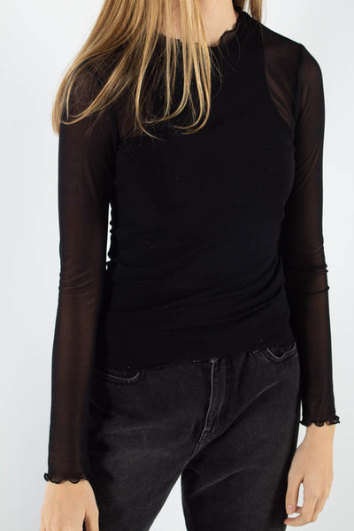 Markhild Blouse - Black - Moves