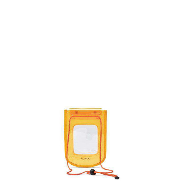 Beach Wallet Transparent - Orange fra Nunoo 3