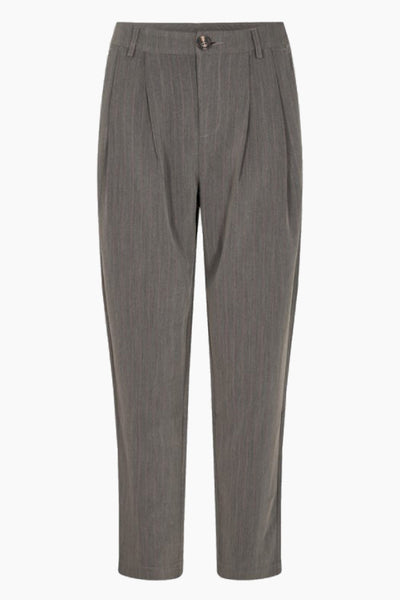 Nimmali Casual Pant - Grey Melange - Moves