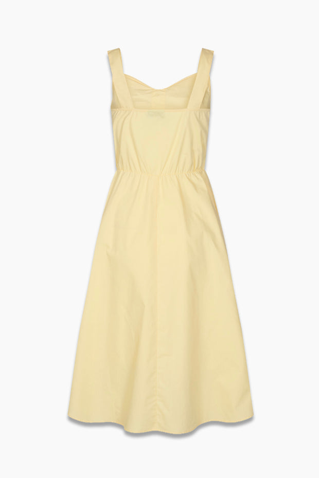 Orit Midi Dress - Sunshine - Moves3