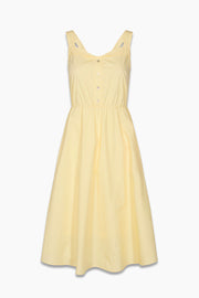 Orit Midi Dress - Sunshine - Moves2