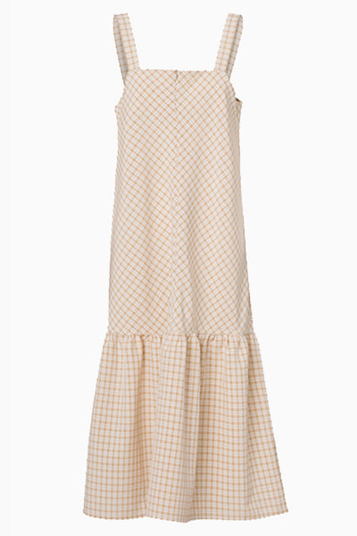 Oxford dress - Creme - Résumé