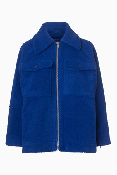 Papaya Jacket - Electric blue - Résumé