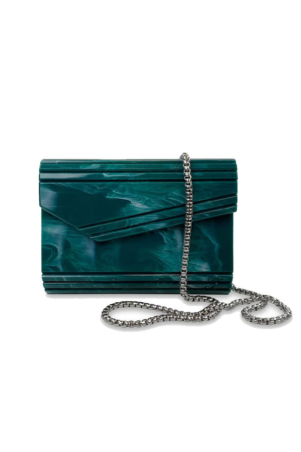 Paris bag - smaragd green - Sui Ava
