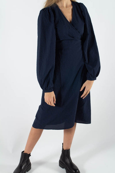 Pimkie Midi Dress - Navy - Moves