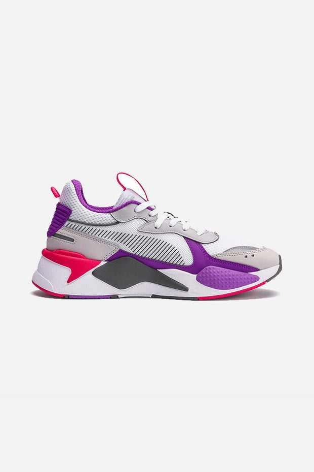 RS-X BOLD - White/Purple - Puma