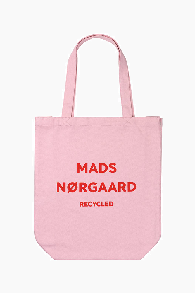 Recycled Boutique Athene - Rose/Red - Mads Nørgaard - Lyserød One Size