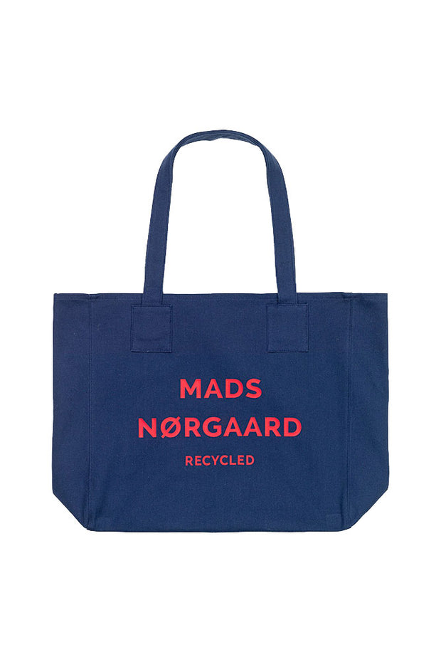 Recycled Boutique Athene- Navy/Red - Mads Nørgaard