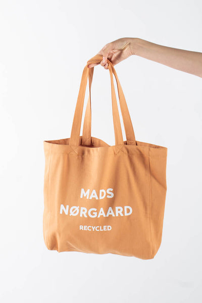 Recycled Boutique Athene - Apricot/White - Mads Nørgaard