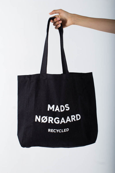 Recycled Boutique Athene - Black/White - Mads Nørgaard