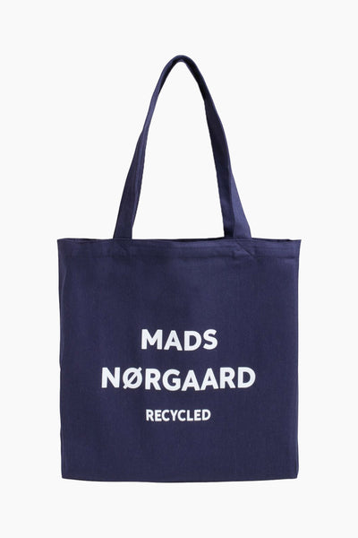 Recycled Boutique Athene - Navy/White - Mads Nørgaard