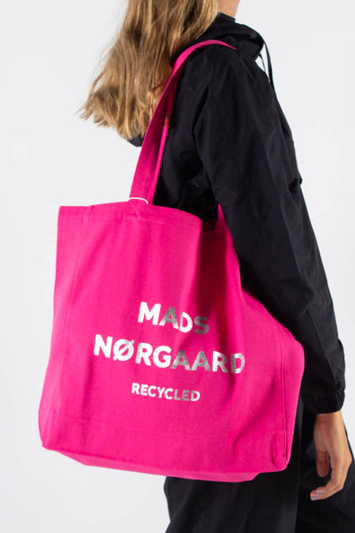 Recycled Boutique Athene - Shocking Pink/Silver - Mads Nørgaard