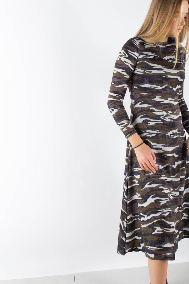 Paris Dress - Camouflage - Résumé 2