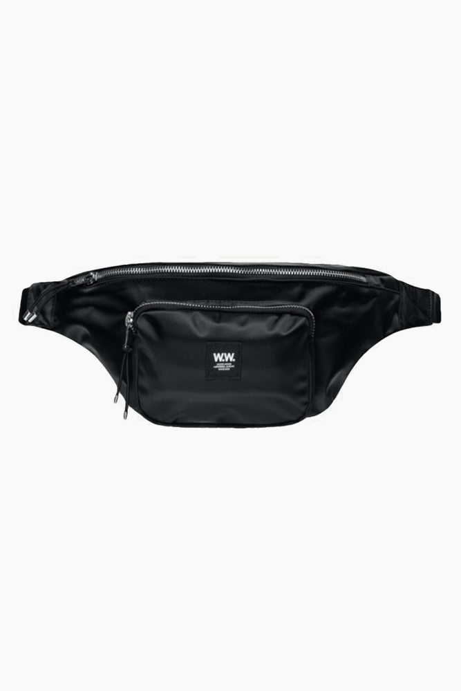 Robin Bumbag - Black - Wood Wood - Sort One Size