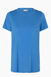 Rynah T-shirt - Palace blue - Minimum