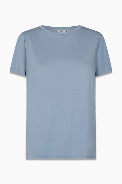 Rynah T-shirt - Dusty Blue - Minimum