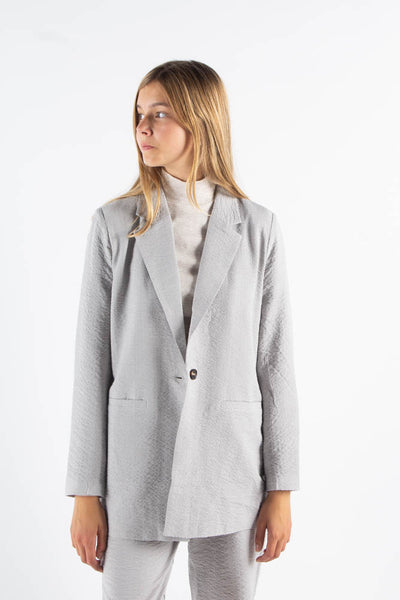Saline blazer - Grey 1822 - Moves