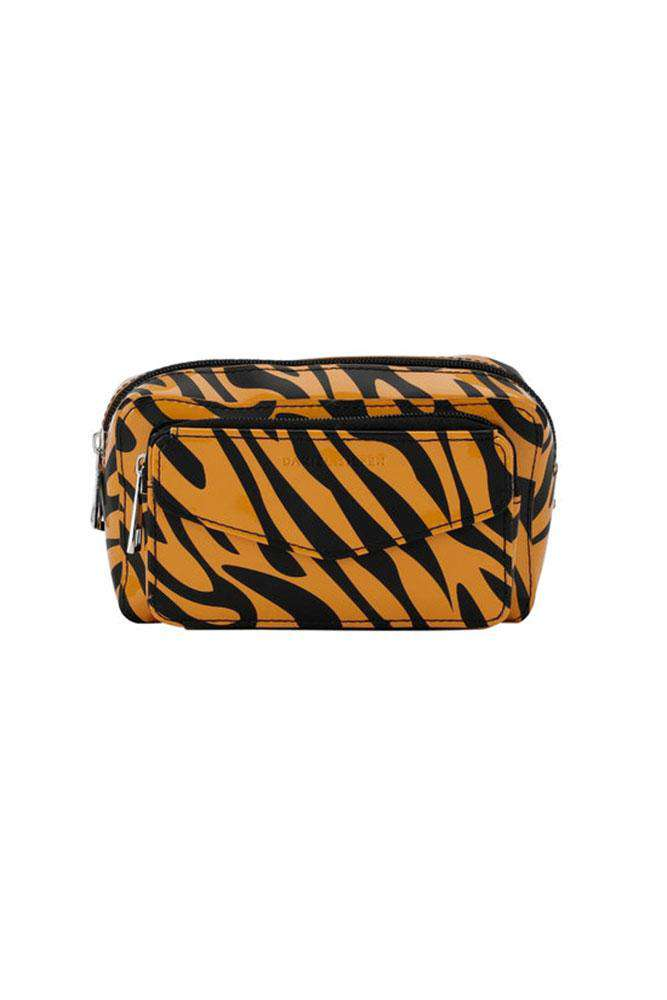 Sally Waist bag - Tiger - Daniel Silfen - Orange One Size