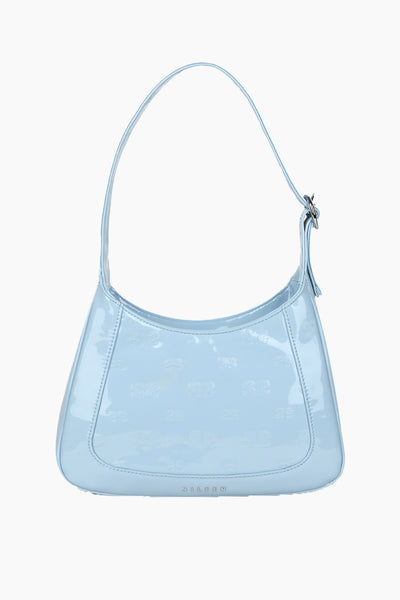 Siri Shoulder Bag - Ballad Blue - Daniel Silfen