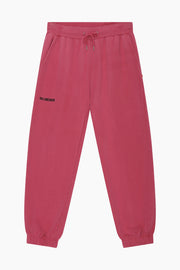 Sweat Pants - Faded Dark Pink - Han Kjøbenhavn