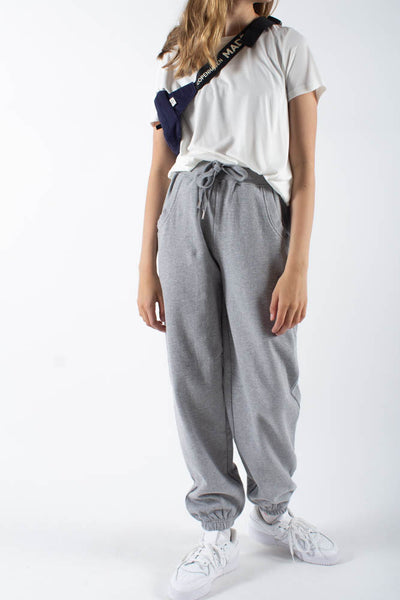 Sweat Pants - Grey melange - QNTS