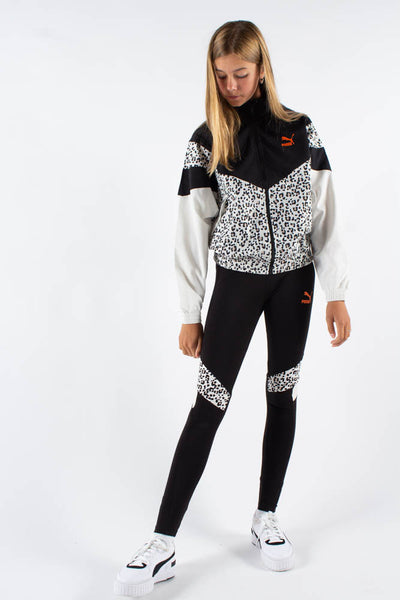 TFS HR Legging - Black/Animal - Puma